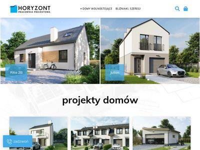 Horyzont - Ciekawy projekt domu