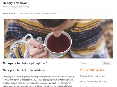 Zestaw herbat w pudełku blog tematyczny