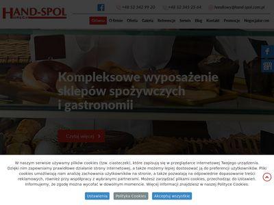 Hand-Spol HoReCa - Kuchnie gastronomiczne