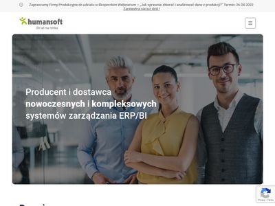 Humansoft.pl - Fakturowanie