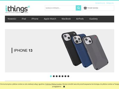 iThings.pl - Etui do iPhone 5S
