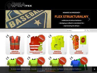 Jagatex - Kamizelki odblaskowe dla dzieci