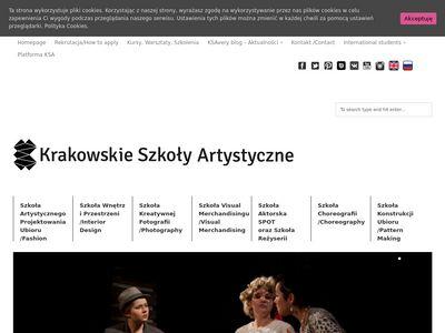 KSA - Szkoły policealne Kraków