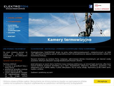 ELEKTROTOM - Instalacje elektryczne Poznań