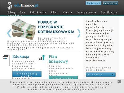 Edufinance.pl - Planowanie budżetu