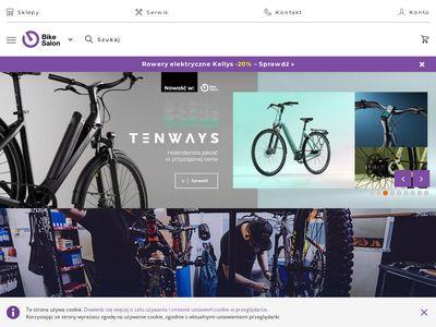 Bikesalon.pl - Serwis rowerowy Warszawa