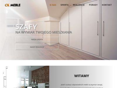 CK-Meble - Meble kuchenne Tarnów