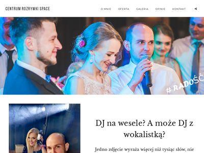 SPACE - DJ z wokalistką na wesele