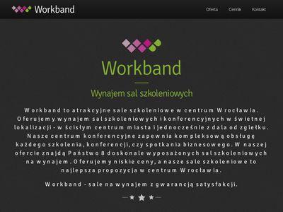 Workband - Sale szkoleniowe we Wrocławiu