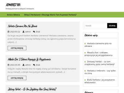 Herbata Ronnefeldt - blog