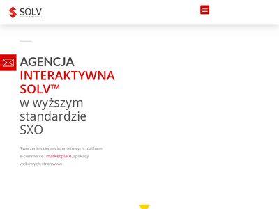 Solv.pl - Agencja reklamowa Katowice