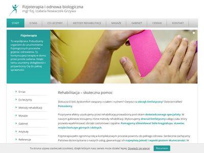 Rehabilitacja i masaż Kraków
