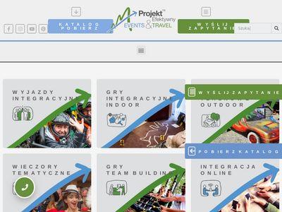 Projekt Efektywny - Organizujemy imprezy dla firm