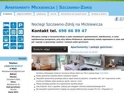 Noclegszczawno.pl - Noclegi w Wałbrzychu