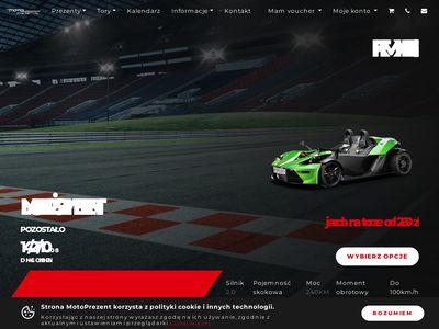 MotoPrezent.pl - Prezent Ferrari