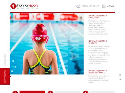 Humansport - Obozy zimowe 2014
