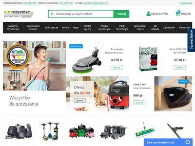 Bonus-czystość - Wózki do sprzątania i maszyny Numatic