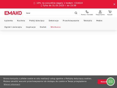 Emako.pl - Designerskie akcesoria do kuchni