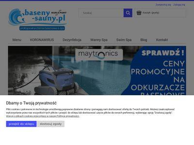 Baseny-Sauny.pl - Łaźnie parowe