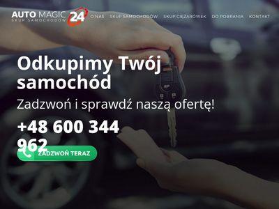 Auto Magic - Skup samochodów Bielsko