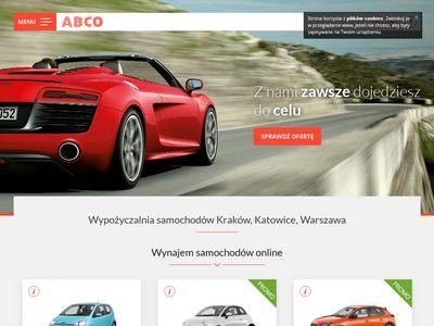 Abco - Wypożyczalnia samochodów Katowice